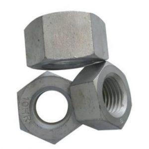 TUERCA HEXAGONAL ASTM A563 DH